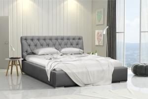 Retro Kolekcje łóżka Tapicerowane łóżka I Stoliki